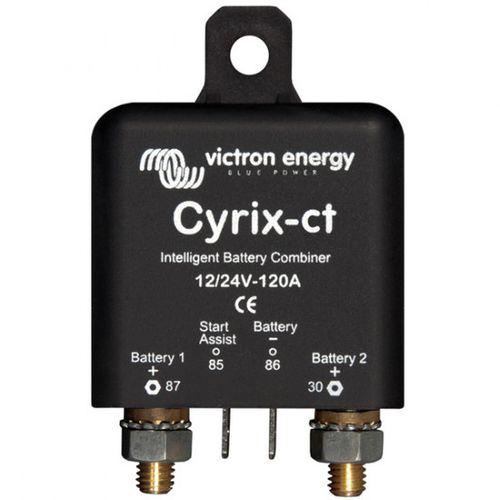 Victron - Skiljerelä victron cyrix 120a 12/24v
