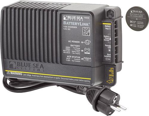 Blue Sea System - Batteriladdare BatteryLink 10A