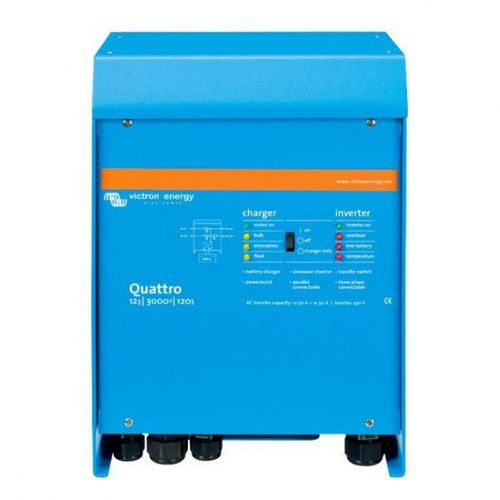 Victron - Victron Quattro Batteriladdare/inverter