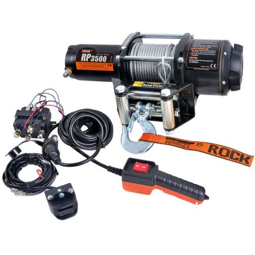 - Trailervinsch elektrisk Rock RP3500