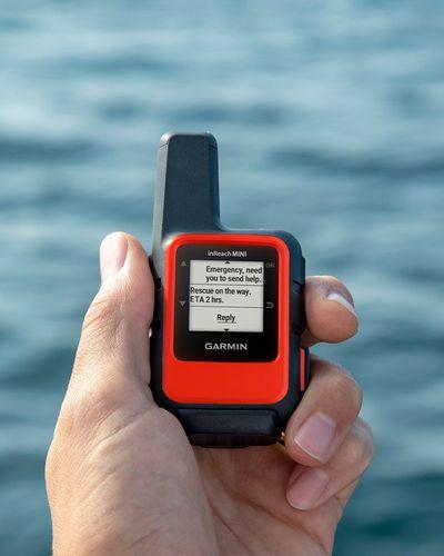 Garmin - Garmin inReach® Mini Marine Bundle Satellitkommunikation