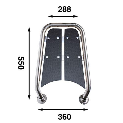Båtsystem - Motorbåtspeke MP55BL