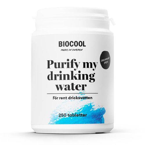 BioCool - BioCool juomaveden desinfiointitabletti