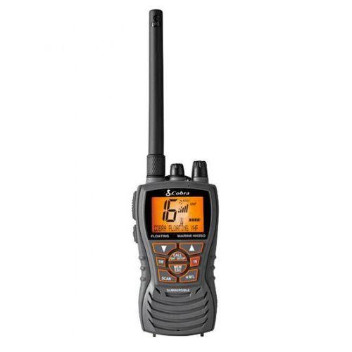 - Bærbar VHF Cobra HH 350