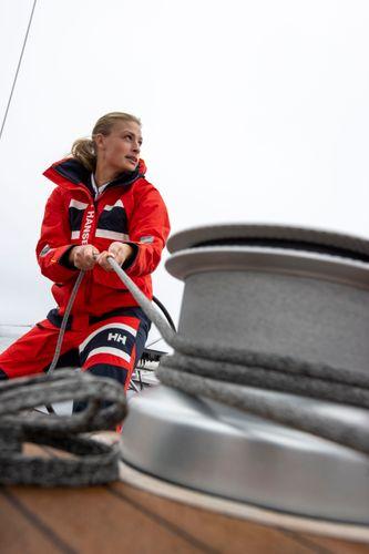 Helly Hansen - Helly Hansen sejlerjakke Dame SALT COASTAL