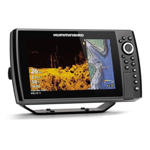 Humminbird - Helix 9 CHIRP MDI+ GPS G3N