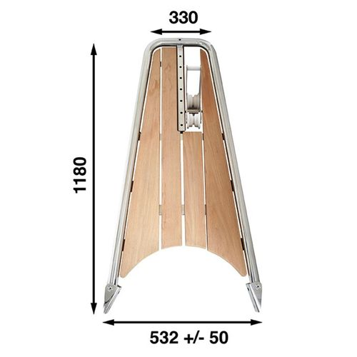 Båtsystem - Performance peke PB120-1