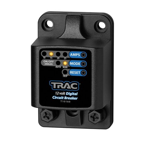 Trac - Huvudsäkring Trac, Digital, 10-25 Amp