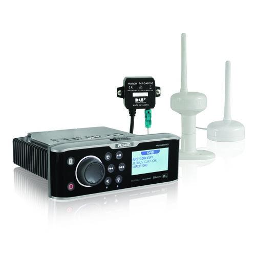 Fusion - DAB modul inkl. antenn