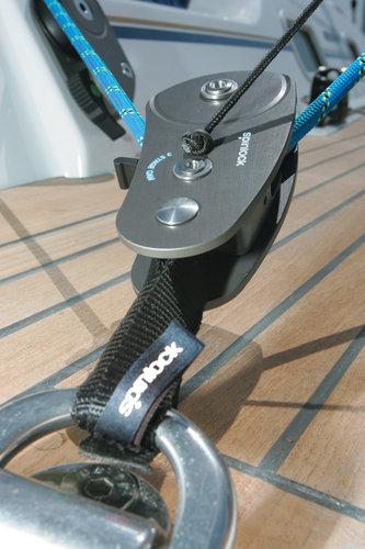 Spinlock - Kasteblok med aflaster