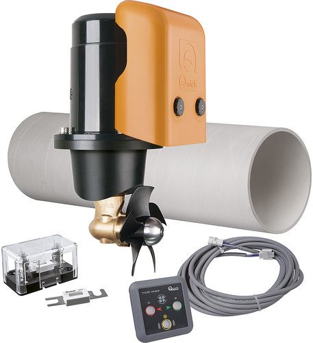 Quick - Bovpropel kit, 1.3KW-4.3KW