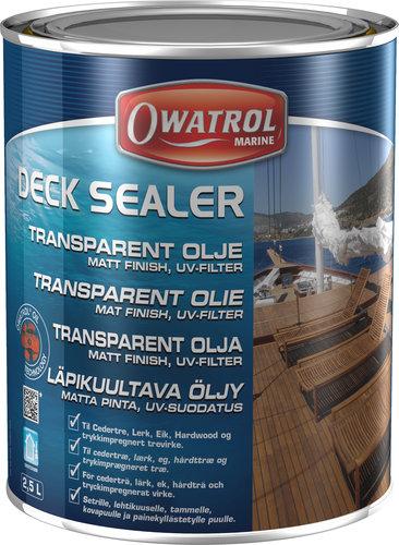 Owatrol - Owatrol Deck Sealer
