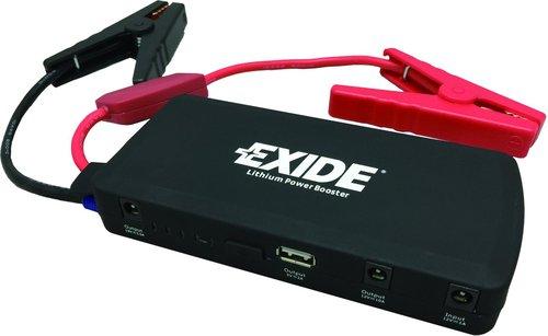 Exide/tudor - Lithium Power Booster Starthjælp