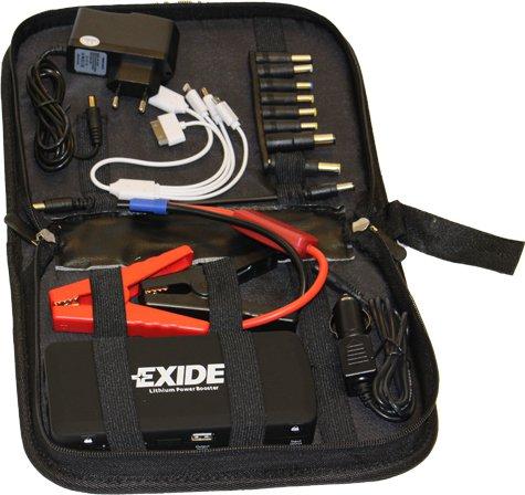 Exide/Tudor - Starthjälp, Exide lithium power booster