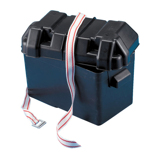 - Batteribox