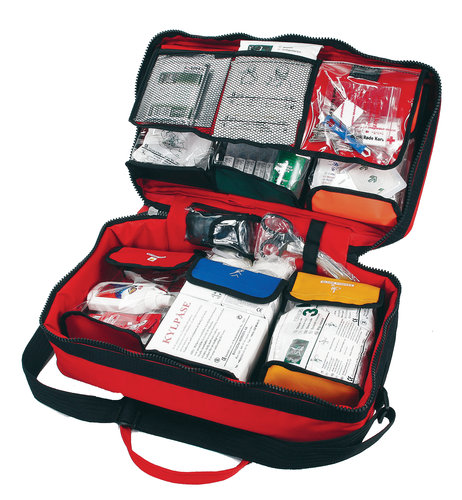 Watski - Førstehjælpspude - First Aid Racing