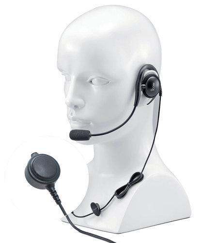 Icom - Headset HS-94 - Enörigt med micbom