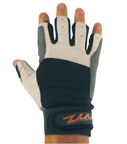 - Vadderad kortfinger handske