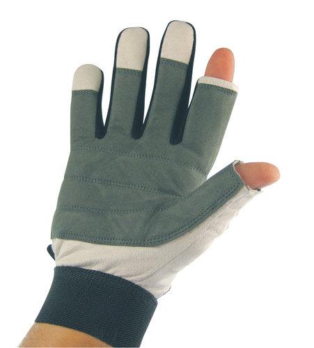 - Trefinger-handske