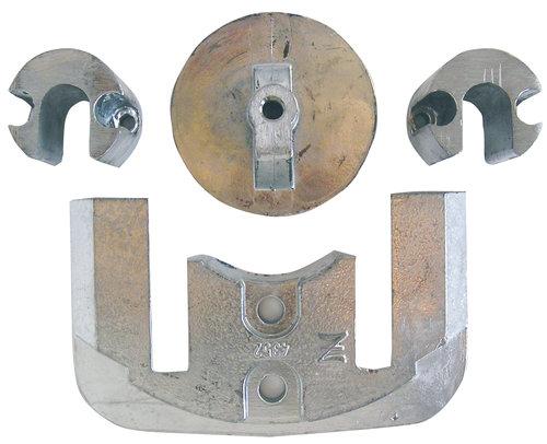- Zink Anode kit Mercury / Mercruiser drev