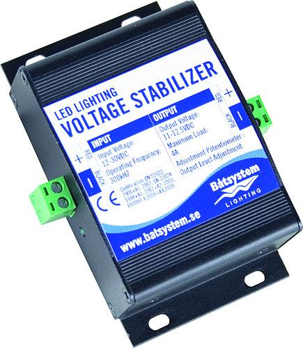 Båtsystem - Spänningsstabilisator för LED belysning