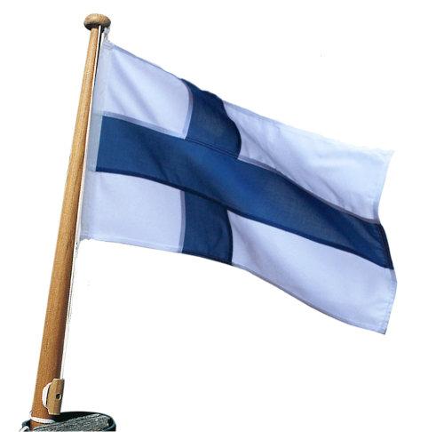 Adela Flagcenter - Flag: Svensk/Finsk/Norsk eller Tysk
