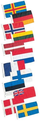 - Gästflaggor
