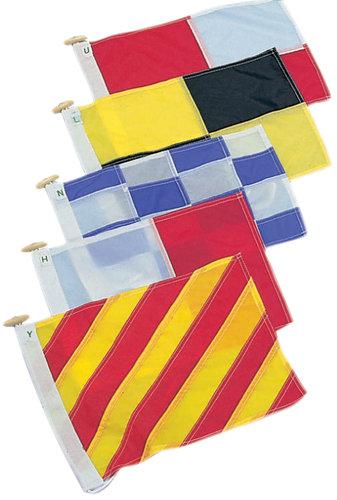 - Signalflag 45cm bogstaver