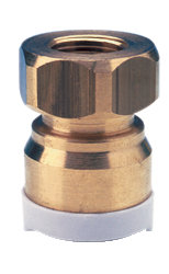 Whale - Adapter 3/8'' gevind