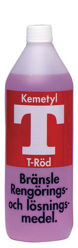 Kemetyl - T-Röd