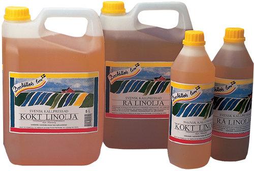 - Svensk Kallpressad Linolja
