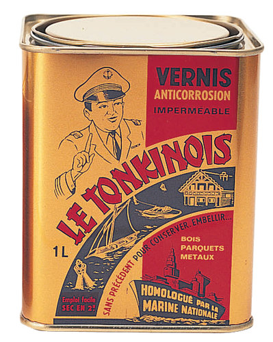 Le Tonkinois - Le Tonkinois Vernis