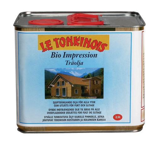 Le Tonkinois - Bio Impression Ytbehandlingsolja