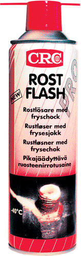 CRC - Crc rustflash