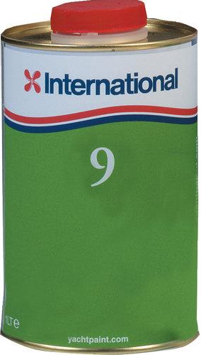 International - Fortynder Nr 9