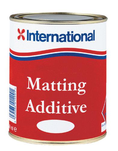 International - Matteringsmedel