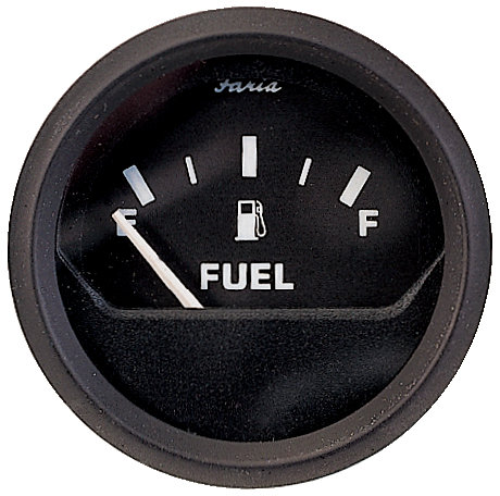 Faria - Drivstoffmåler