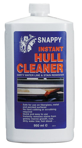 Snappy - Hull cleaner