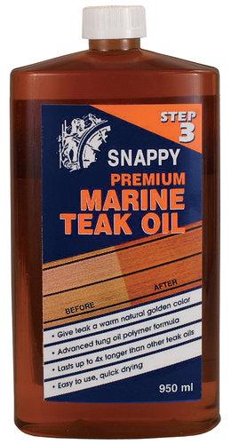 Snappy - Teak Oil