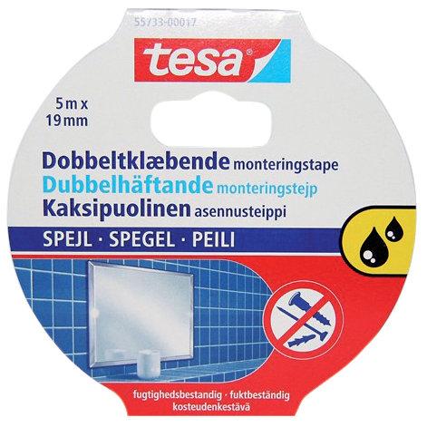 Tesa Ab - Dobbeltklæbende monteringstape
