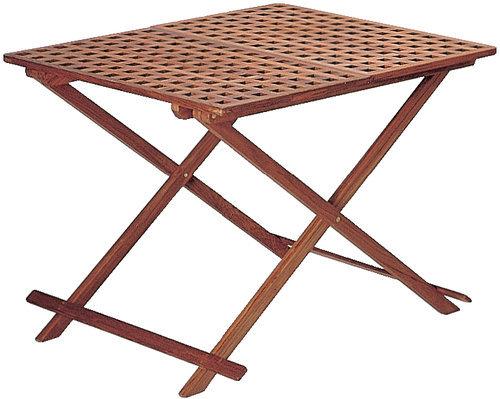 Roca - Sammenleggbart bord, teak