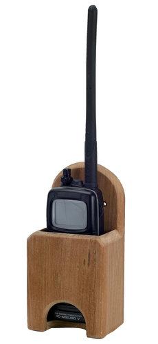 Roca - VHF-teline, tiikkiä