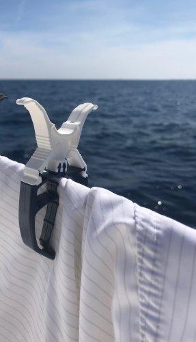 - FixClip, tøjklemmer til søgelænder