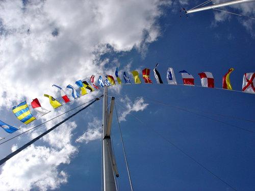 Adela Flagcenter - Internationalt Signalsæt