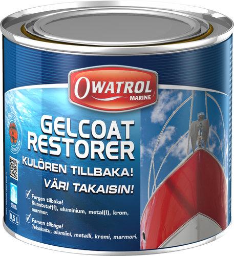 Owatrol - Owatrol Gelcoat restorer