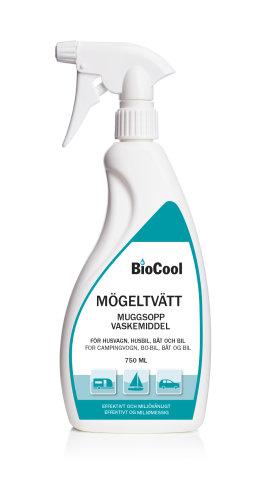 BioCool - BioCool Mögeltvätt