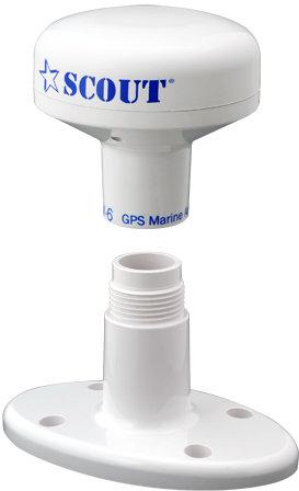Scout - Gps-antenn
