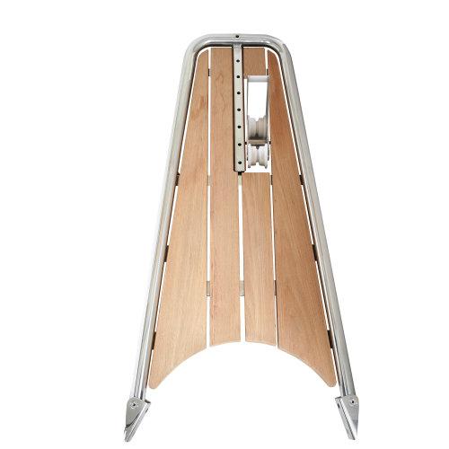 Båtsystem - Purjeveneen keulataso Code-0