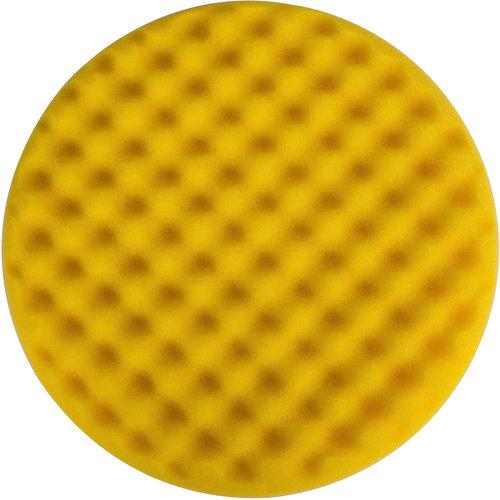 Mirka - Polersvamp, vaflet, gul