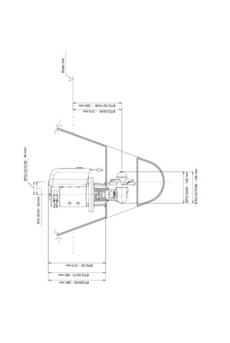 Quick - Propelrør til bovpropel glasfiber